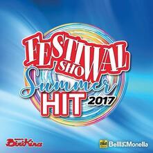 Festival Show Summer Hit 2017 - CD Audio