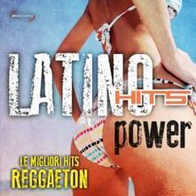 Latino Hits Power - CD Audio