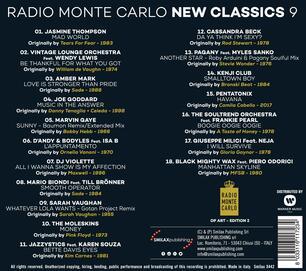 Radio Monte Carlo New Classics 9 Cd Ibs