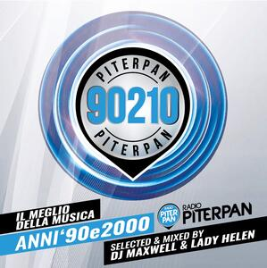 Piterpan 90210 Compilation - CD Audio