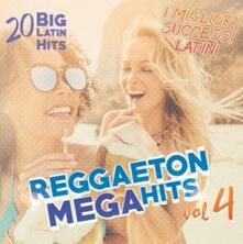 Reggaeton Mega Hits vol.4 - CD Audio