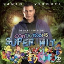 Contactoons Super Hits - CD Audio di Santo Verduci