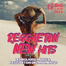 Reggaeton New Hits - CD Audio