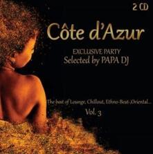Cote d'Azur vol.3 - CD Audio