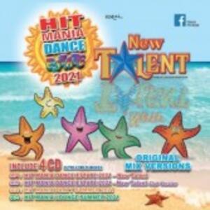 CD Hit Mania Dance Estate 2021