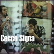 Colpa di Giuda - CD Audio di Cecco Signa