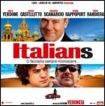 Cover CD Colonna sonora Italians