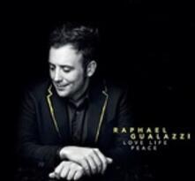 Love Life Peace - CD Audio di Raphael Gualazzi