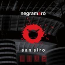 San Siro Live - CD Audio di Negramaro