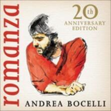 Romanza (20th Anniversary Edition) - CD Audio di Andrea Bocelli