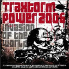 Traxtorm Power 2006. Invasion of the World - CD Audio