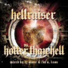 Hellraiser vs. Hotter Than Hell - CD Audio
