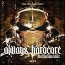 Always Hardcore. Destination: Future vol.23 - CD Audio