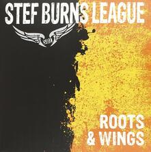 Roots & Wings - CD Audio di Stef Burns (League)