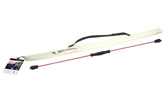 Barra aerobica flessibile in fibra di vetro