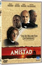 Copertina  Amistad [DVD]