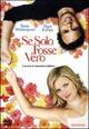 Cover Dvd DVD Se solo fosse vero