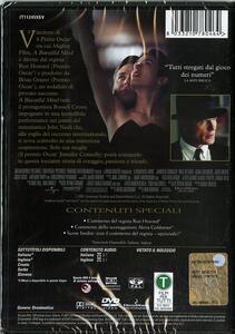 A Beautiful Mind di Ron Howard - DVD - 2
