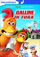 Cover Dvd DVD Galline in fuga
