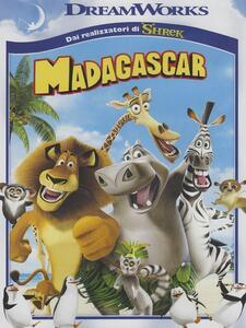 Madagascar di Eric Darnell,Tom McGrath - DVD