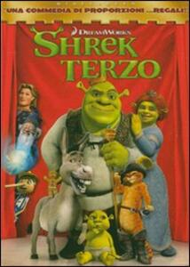 Shrek terzo (1 DVD) di Chris Miller,Raman Hui - DVD