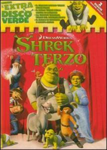 Shrek terzo (2 DVD)<span>.</span> Edizione speciale di Chris Miller,Raman Hui - DVD