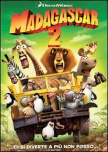 Madagascar 2 (1 DVD) di Tom McGrath,Eric Darnell - DVD