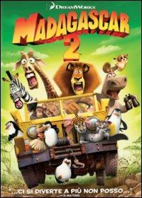 Cover Dvd Madagascar 2 (1 DVD)