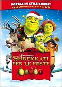 Shrekkati per le feste di Gary Trousdale - DVD