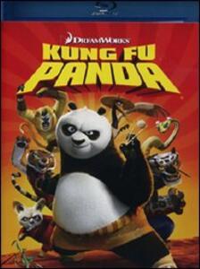Kung Fu Panda di John Stevenson,Mark Osborne - Blu-ray