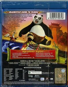 Kung Fu Panda di John Stevenson,Mark Osborne - Blu-ray - 2