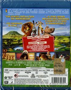 Madagascar 2 di Tom McGrath,Eric Darnell - Blu-ray - 2