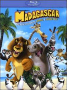 Madagascar di Eric Darnell,Tom McGrath - Blu-ray