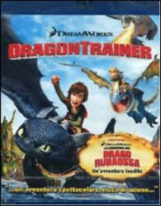 Dragon Trainer di Dean DeBlois,Chris Sanders - Blu-ray
