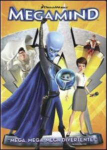 Megamind di Tom McGrath - DVD