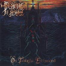 On Twilight Enthroned - Vinile LP di Throne of Ahaz