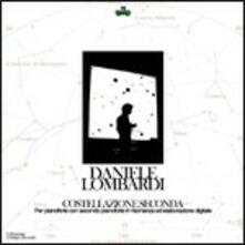 Costellazione seconda - CD Audio di Daniele Lombardi
