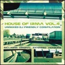 House of Irma vol.4 - CD Audio