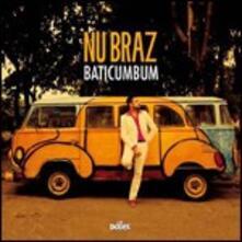 Baticumbum - CD Audio di Nu Braz