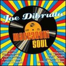 Maccaroni Soul - CD Audio di Joe Dibrutto