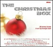 The Christmas Box. 36 Snowy Tunes in an Icy Lounge Style - CD Audio