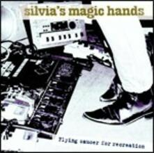 Flying Saucer for Recreation - CD Audio di Silvia's Magic Hands