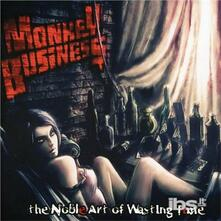 Noble Art of Wasting Time - CD Audio di Monkey Business