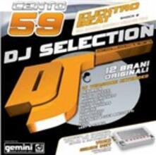 DJ Selection 159: Elektro Beat Shock 8 - CD Audio