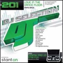 DJ Selection 201: Love in the Dance Floor. Primo Bacio - CD Audio