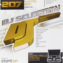 DJ Selection 207: Elektro Beat Shock 20 - CD Audio