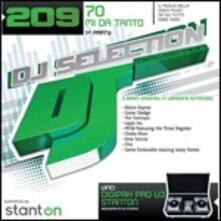 DJ Selection 209: 70 Mi da tanto 1st Party - CD Audio
