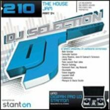 DJ Selection 210: The House Jam part 54 - CD Audio
