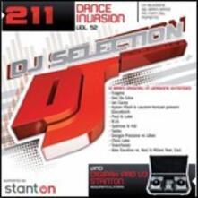 DJ Selection 211: Dance Invasion vol.52 - CD Audio