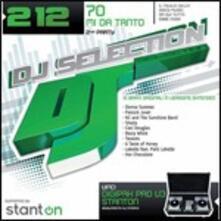 DJ Selection 212: 70 Mi da tanto 2nd Party - CD Audio